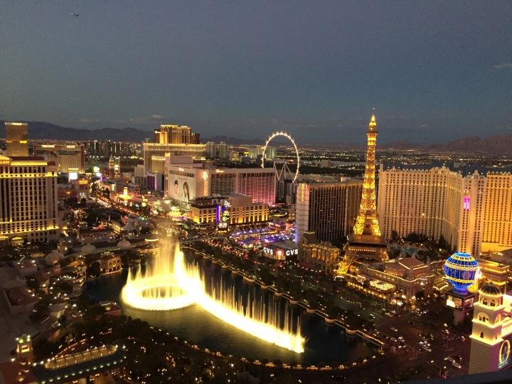 Las Vegas with a side of GrandCanyon
