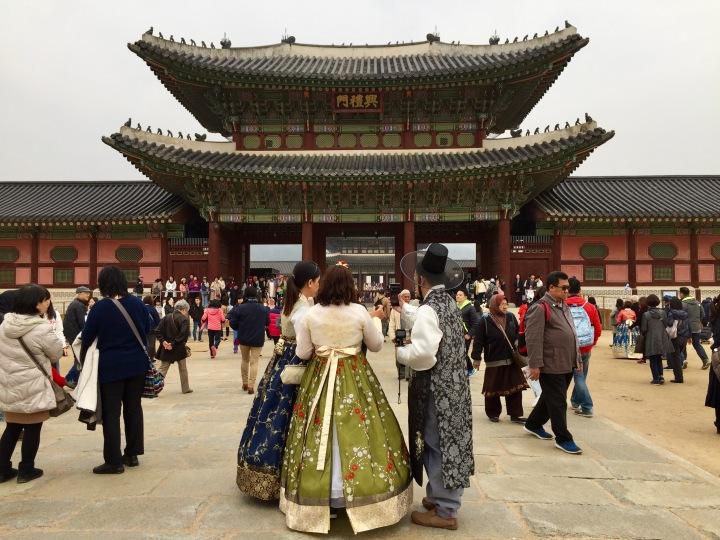 A cool break in SouthKorea