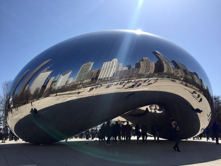 Bean there, done that in Chicago