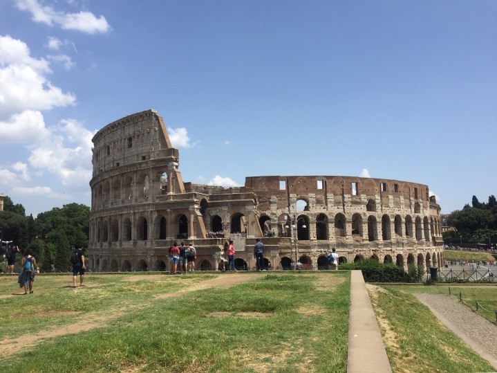 A week around the Eternal City: Rome,Italy