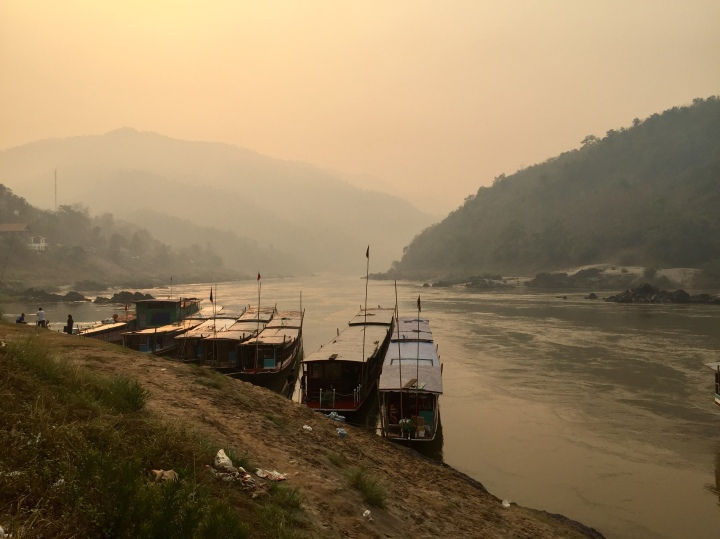 Along the Mekong to Luang Prabang