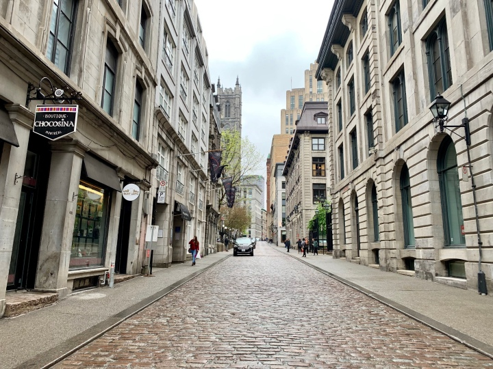 A delicious weekend in Montréal