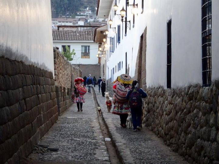 Peru, here weare!