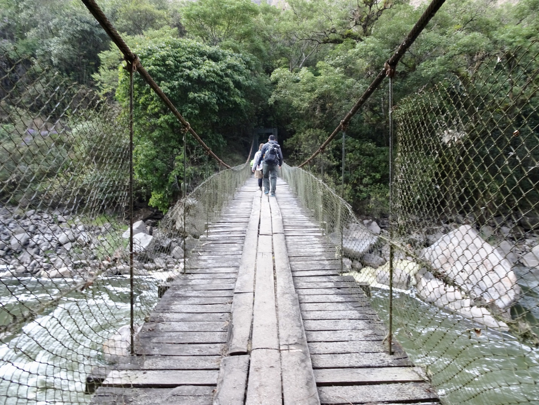 Inca Trail Kilometer 104