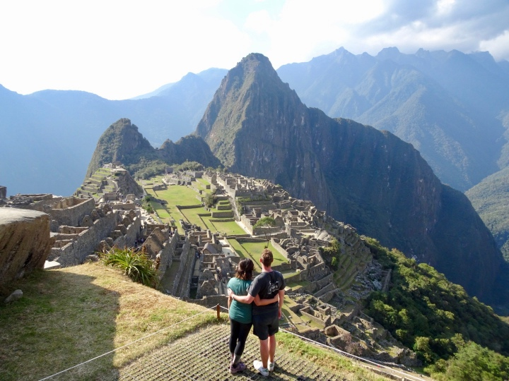 Surviving the short Inca Trail to Machu Picchu