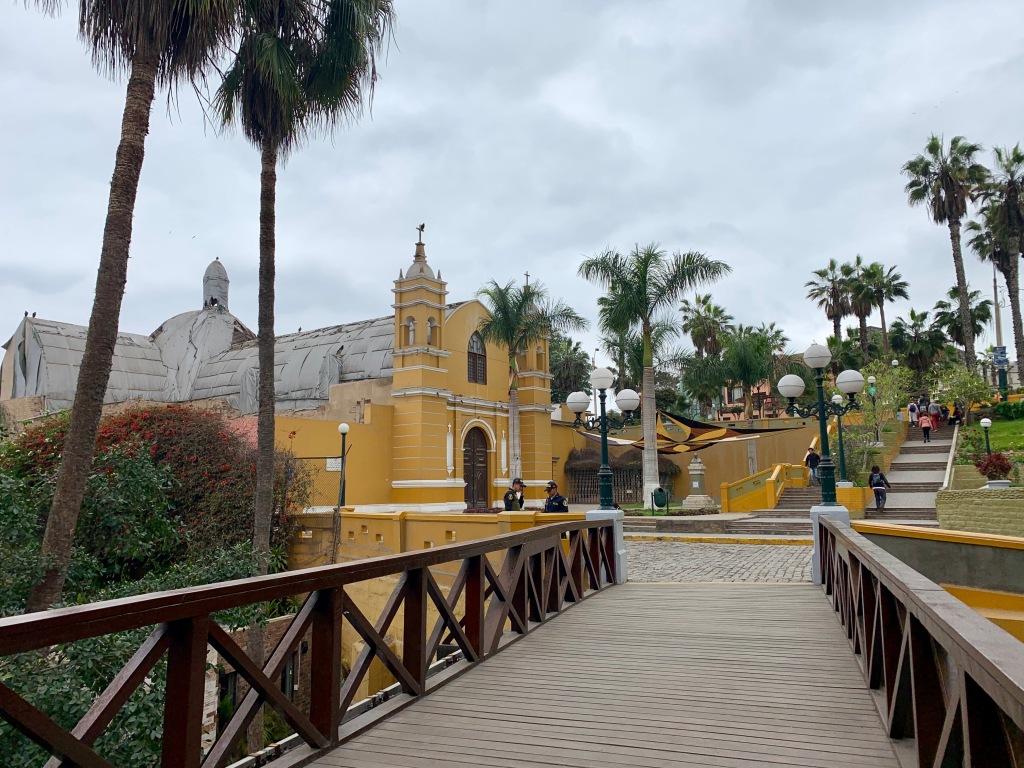 Bridge of Sighs Lima