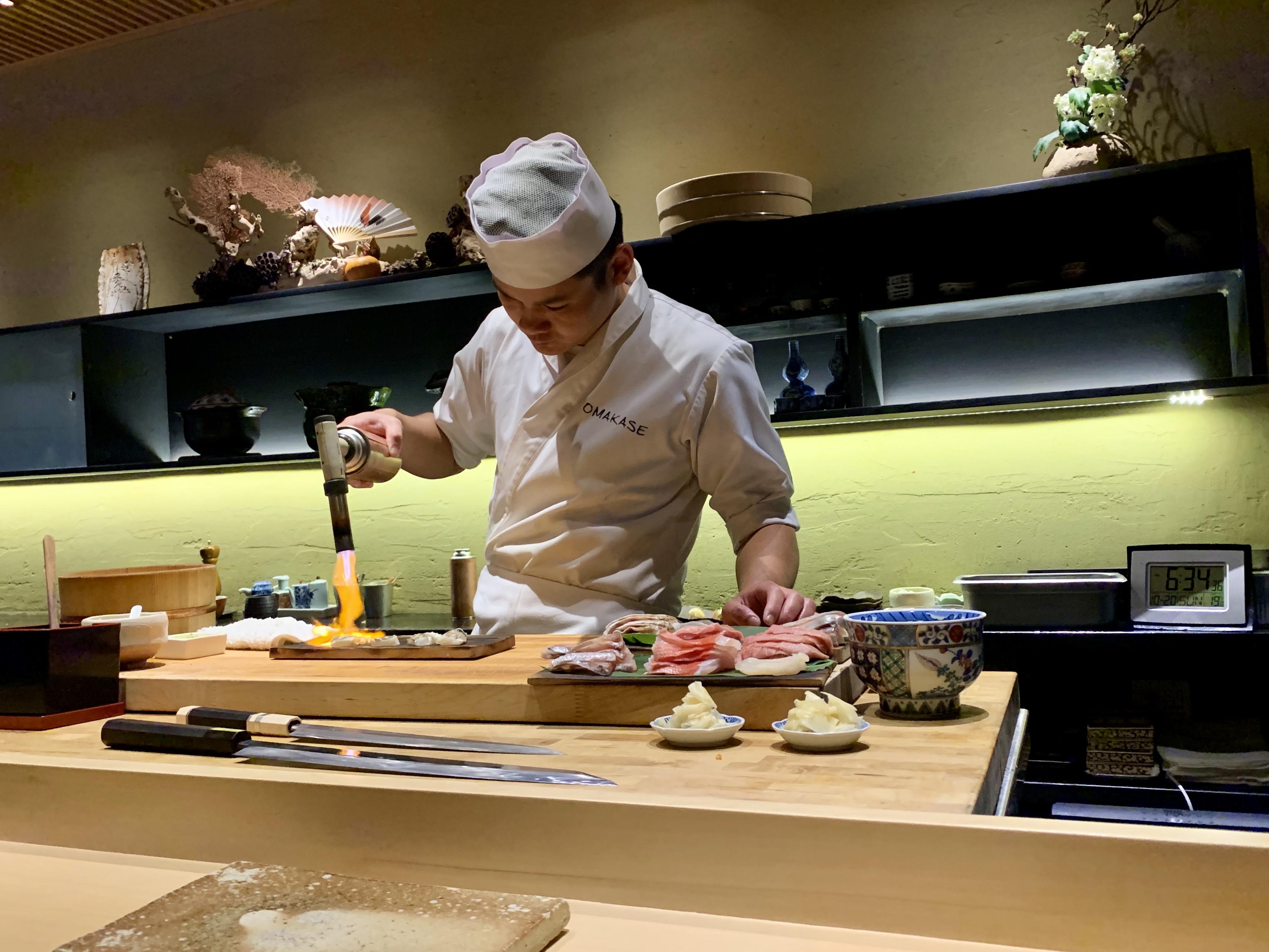 Sushi Omasake San Francisco
