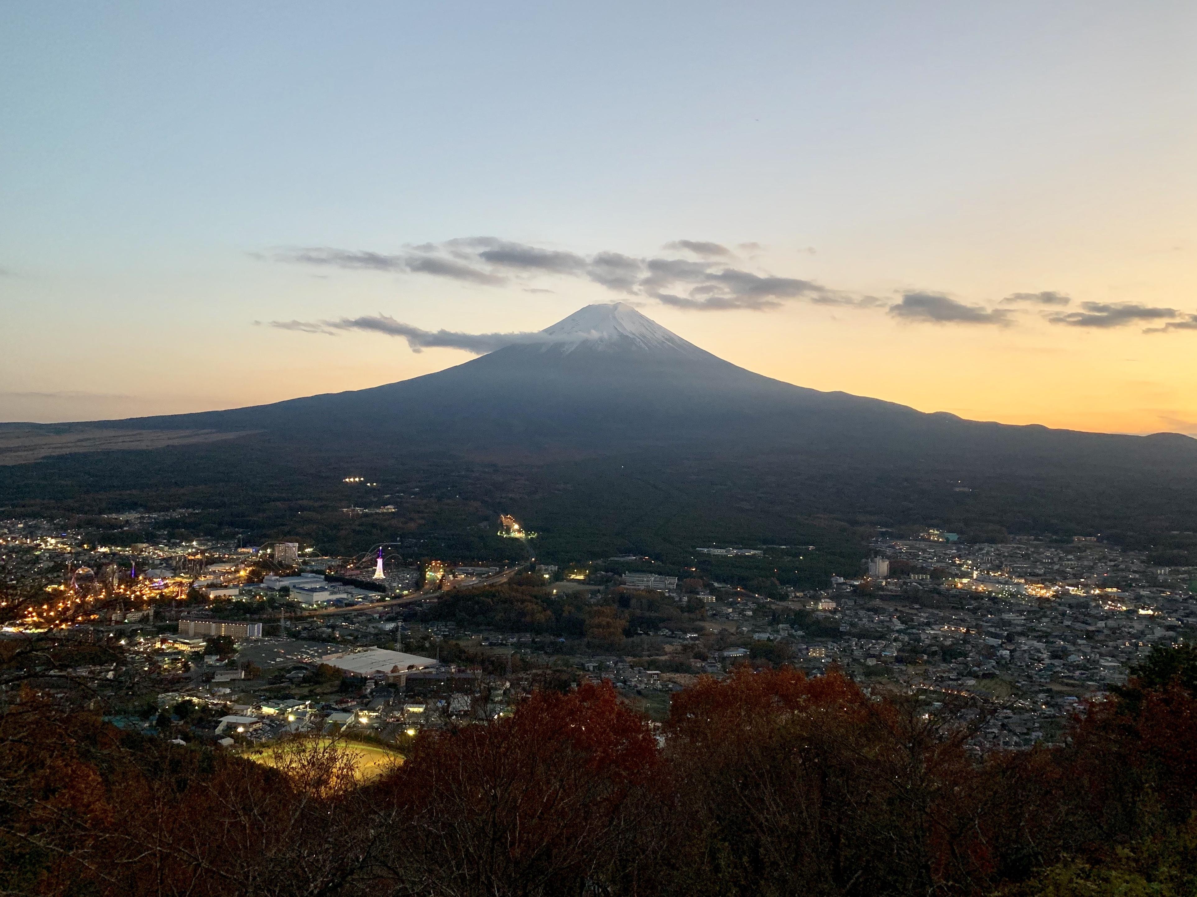 Mount Fuji Panoramic Ropeway