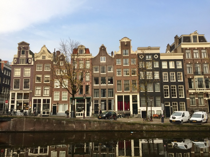 How to spend a daytime layover in Amsterdam