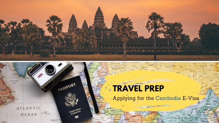 E-Visa applications: Cambodiaedition