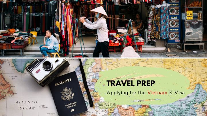 Applying for the Vietnam E-Visa