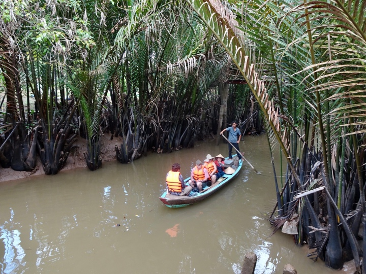 Discovering the Mekong Delta