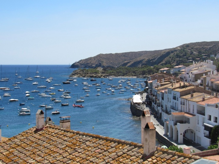 On this day: Cadaqués, Spain