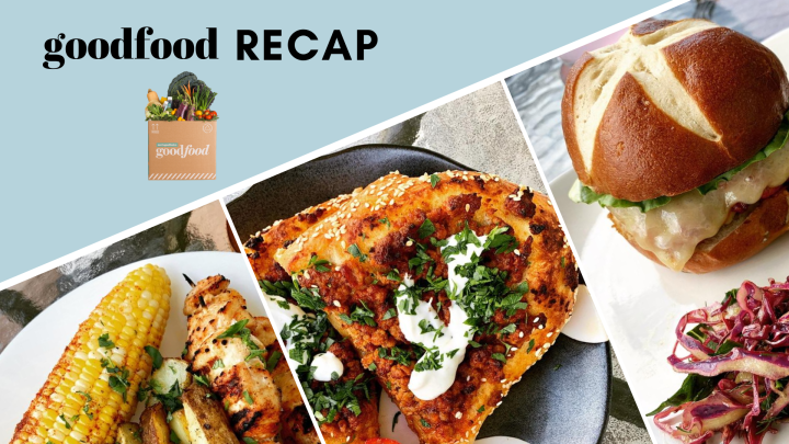 Goodfood recap: Frango churrasco to pretzel bun burgers