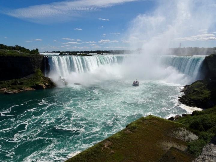 Journey to Niagara Falls,Canada