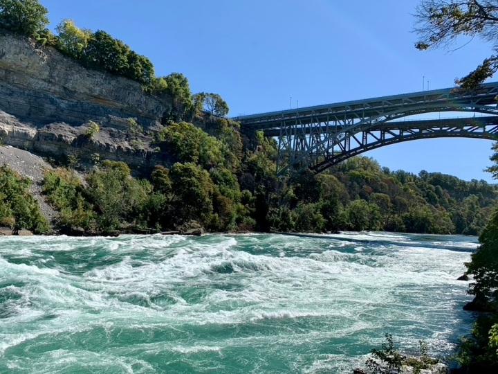 Niagara beyond thefalls
