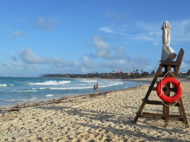 Photo Friday: Playa Bávaro, Punta Cana